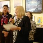 осенняя выставка акваживописи на каширке 007