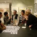 осенняя выставка акваживописи на каширке 017